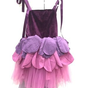 Dollcake dress with wings